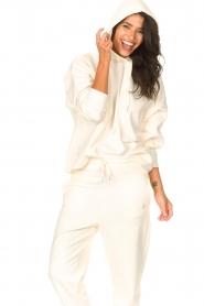 Set |  Basic hoodie Jenna | natural  | Picture 4