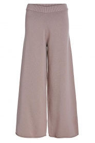 Set    Knitted pants Joy   brown    Picture 1