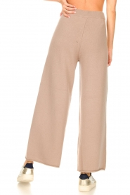 Set    Knitted pants Joy   brown    Picture 6