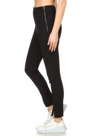 Set |  Split stretch legging Koko | black  | Picture 7