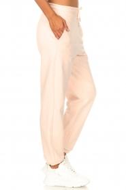 Set |  Basic sweatpants Maya | pink  | Picture 5