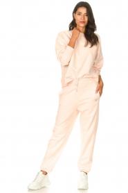 Set |  Basic sweatpants Maya | pink  | Picture 2