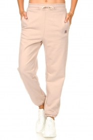 Set    Basic sweatpants Maya   taupe    Picture 4
