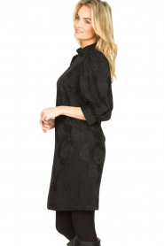 Set |  Dress with floral pattern Lizzy | black  | Picture 5