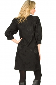 Set |  Dress with floral pattern Lizzy | black  | Picture 6