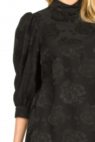 Set |  Dress with floral pattern Lizzy | black  | Picture 7
