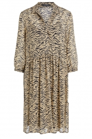 Set |  Animal print dress Holly | animal print  | Picture 1