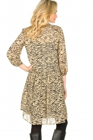 Set |  Animal print dress Holly | animal print  | Picture 7