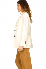 Set |  Long blazer Fee | natural  | Picture 6