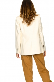 Set |  Long blazer Fee | natural  | Picture 7