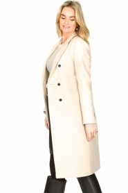 Set |  Classic coat Zoe | natural  | Picture 4