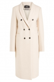 Set |  Classic coat Zoe | natural  | Picture 1