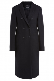 Set |  Classic coat Zoe | black  | Picture 1