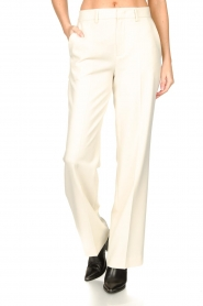 Set |  Flared trousers Lynn | natural  | Picture 4