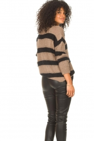 Liu Jo |  Sweater with sequins Jenna | black  | Picture 6