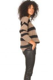 Liu Jo |  Sweater with sequins Jenna | black  | Picture 5