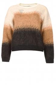 Liu Jo |  Knitted sweater Fenna | beige  | Picture 1