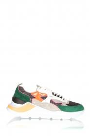 D.A.T.E | Sneaker Fuga | multi   | Afbeelding 1