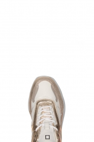 D.A.T.E | Sneakers Fuga | goud   | Afbeelding 5