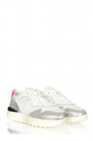 D.A.T.E |  Sneakers Luna | white  | Picture 3