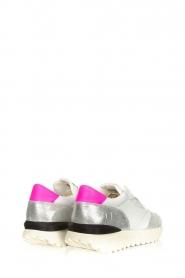 D.A.T.E |  Sneakers Luna | white  | Picture 4