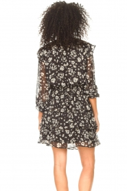 Liu Jo |  Dress with Print Cindy | black  | Picture 8