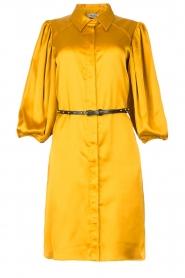 Liu Jo | Blousejurk Lana | geel  | Afbeelding 1