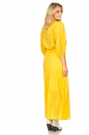 Set |  Maxi skirt with drawstring Isabella | yellow  | Picture 6