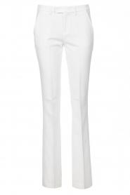 Liu Jo |  Wide leg trousers Iris | naturel  | Picture 1