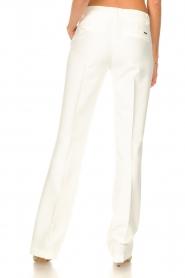 Liu Jo |  Wide leg trousers Iris | naturel  | Picture 7