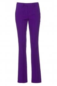 Liu Jo    Wide leg trousers Iris   purple    Picture 1