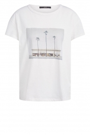 Set |  T-shirt with print Iva | white  | Picture 1