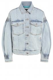 Set |  Denim jacket Romée | blue  | Picture 1