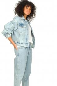 Set |  Denim jacket Romée | blue  | Picture 5