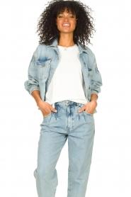 Set |  Denim jacket Romée | blue  | Picture 2