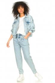 Set |  Denim jacket Romée | blue  | Picture 3