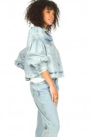 Set |  Denim jacket Romée | blue  | Picture 6