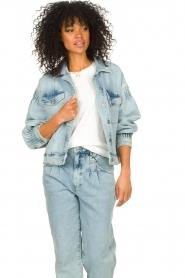 Set |  Denim jacket Romée | blue  | Picture 4