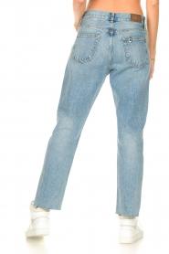 Liu Jo Denim |  Straight leg jeans Maya | blue  | Picture 7