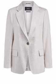 Set |  Long blazer Rosie | natural  | Picture 1