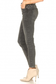 Liu Jo Denim |  Skinny stretch jeans Kimberly | black  | Picture 5