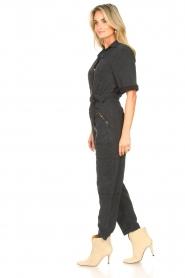Set |  Utility jumpsuit Ilona | black  | Picture 5