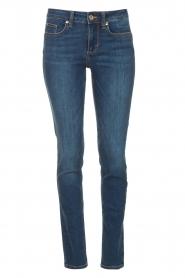 Liu Jo Denim |  Skinny jeans Resa | blue  | Picture 1