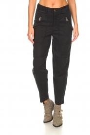 Set |  Cargo pants Iris | black  | Picture 6