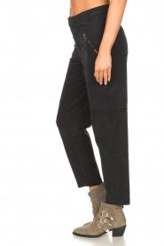 Set |  Cargo pants Iris | black  | Picture 8