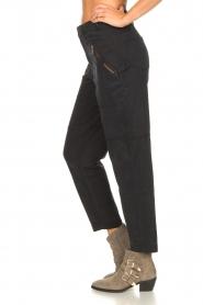 Set |  Cargo pants Iris | black  | Picture 7