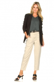 Set |  Cargo pants Iris | natural  | Picture 3