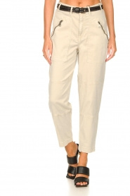 Set |  Cargo pants Iris | natural  | Picture 6
