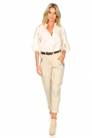 Set |  Cargo pants Iris | natural  | Picture 4