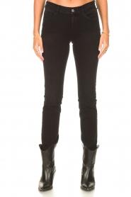 Liu Jo Denim |  Super stretch skinny jeans Kristen | black  | Picture 4